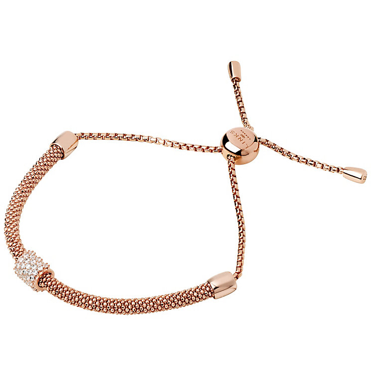 Links of London Starlight Rose Gold Vermeil Bracelet - Product number 5718155