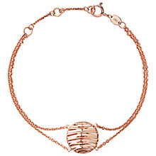 Links of London Rose Gold Vermeil Thames Bracelet - Product number 5718236
