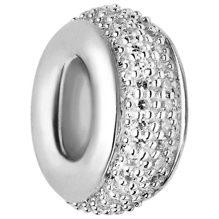 Links of London Sterling Silver Diamond Pave Bead - Product number 5718244
