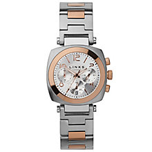 Links of London Brompton Ladies' Two Colour Bracelet Watch - Product number 5718554