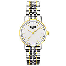 Tissot Everytime Ladies' Two Colour Bracelet Watch - Product number 5724066