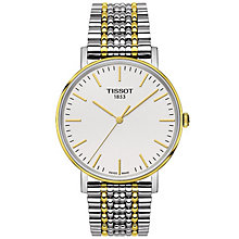 Tissot Everytime Men's Two Colour Bracelet Watch - Product number 5724074