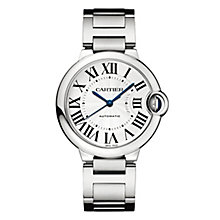 Cartier Ballon Blue Ladies' Stainless Steel Bracelet Watch - Product number 5724295