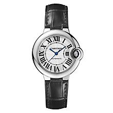 Cartier Ballon Bleu Ladies' Stainless Steel Strap Watch - Product number 5724309