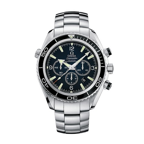 Omega Seamaster Planet Ocean men's watch