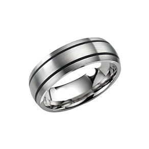 Men's titanium ring - Product number 5753058