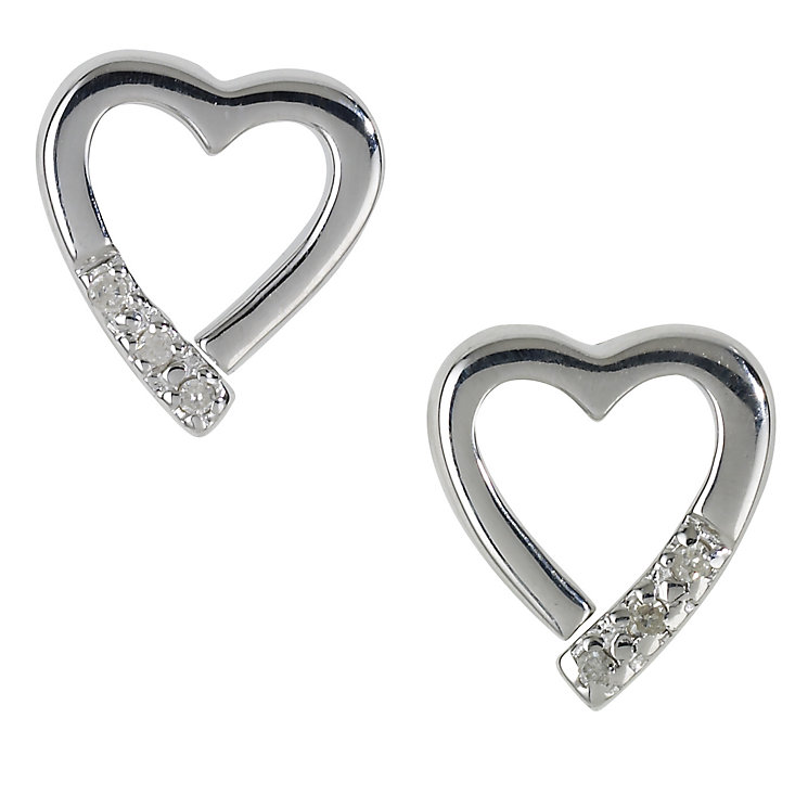 Hot Diamonds Silver Earrings - Product number 5787238