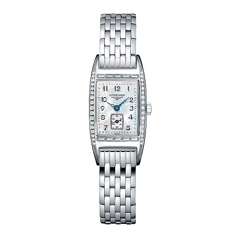 Longines Belle Arti ladies' diamond-set watch
