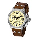 TW Steel Canteen Style men's 45mm chronograph watch - Product number 5818648