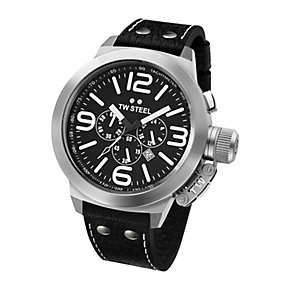 TW Steel Canteen Style men's 50mm chronograph watch - Product number 5818664