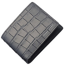 Hugo Boss Men's Black Leather Wallet - Product number 5820375