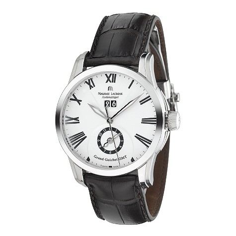 Maurice Lacroix Pontos GMT men's automatic watch