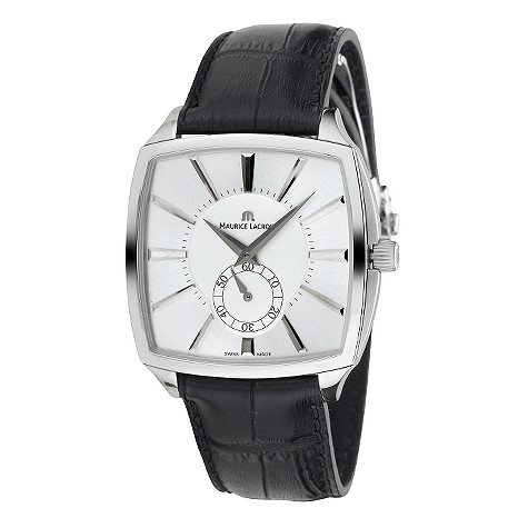 Maurice Lacroix Miros Coussin mens automatic watch