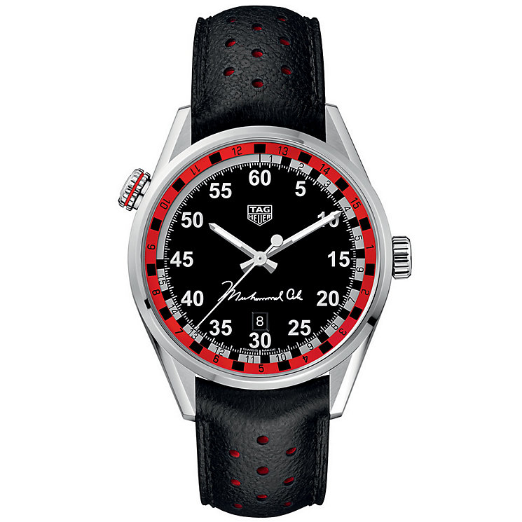 TAG Heuer Carrera Ring Master Stainless Steel Strap Watch - Product number 5829437