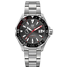 TAG Heuer Aquaracer Match Timer Men's Bracelet Watch - Product number 5835232