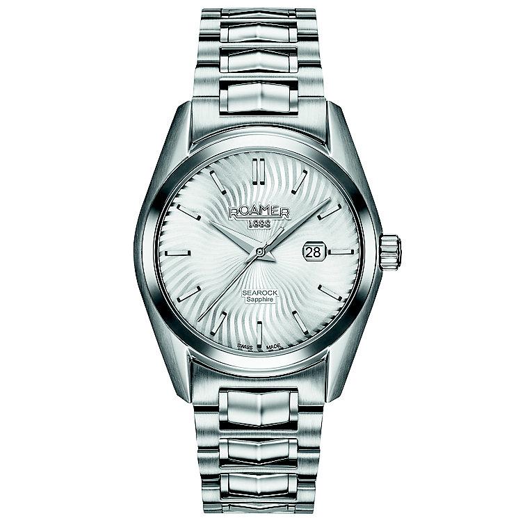 Roamer Searock Ladies' Stainless Steel Bracelet Watch - Product number 5836131