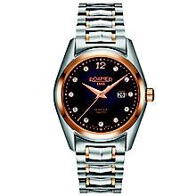 Roamer Searock Ladies' 2 Colour Steel Bracelet Watch - Product number 5836174