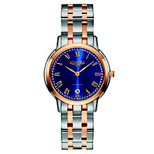 Roamer Super Slender Ladies' 2 Colour Steel Bracelet Watch - Product number 5836212