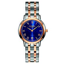 Roamer Super Slender Ladies' 2 Colour Steel Bracelet Watch - Product number 5836212
