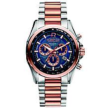 Roamer Rockshell Mark II Men's 2 Colour Steel Bracelet Watch - Product number 5837278