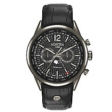 Roamer Superior Business Multifunction Men's Strap Watch - Product number 5837324