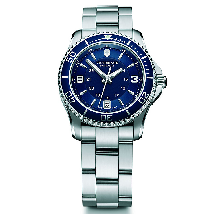 Victorinox Maverick Small Ladies' Steel Bracelet Watch - Product number 5838045