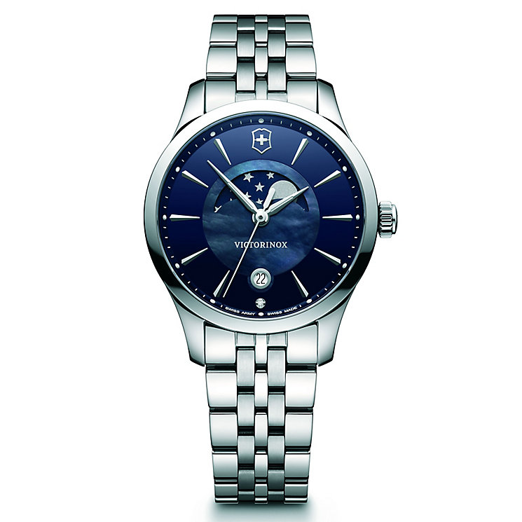 Victorinox Alliance Small Ladies' Steel Bracelet Watch - Product number 5838061