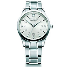 Victorinox Alliance Mechanical Men's Steel Bracelet Watch - Product number 5838126