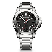 Victorinox I.N.O.X. Men's Stainless Steel Bracelet Watch - Product number 5838363