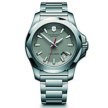Victorinox I.N.O.X. Men's Stainless Steel Bracelet Watch - Product number 5838479