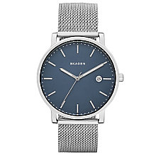 Skagen Hagen Men's Stainless Steel Bracelet Watch - Product number 5838800