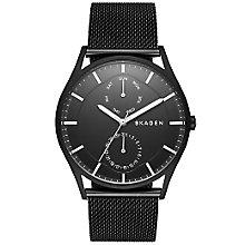 Skagen Men's Ion Plated Bracelet Watch - Product number 5838819