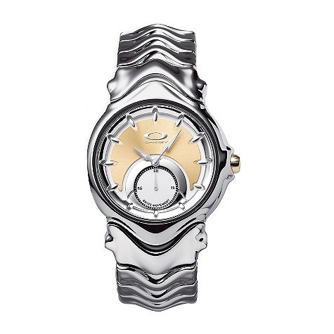Oakley Jury ladies' stainless steel bracelet watch