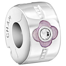 Chamilia Sterling Silver Romance Lock - Product number 5845319