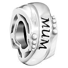 Chamilia Sterling Silver Family Wheel Mum Bead - Product number 5845521