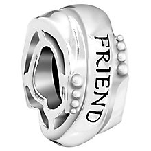 Chamilia Sterling Silver Family Wheel Friend Bead - Product number 5845556