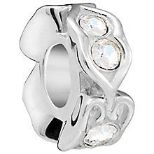 Chamilia Glisten Swarovski Spacer - Product number 5846048