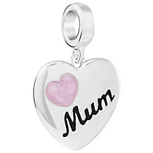 Chamilia Mum Heart Charm - Product number 5846536
