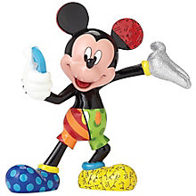 Disney Britto Mickey Mouse Selfie Figurine - Product number 5848318