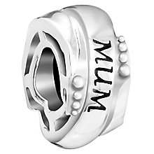 Chamilia Sterling Silver Family Wheel Mum Bead - Product number 5853710