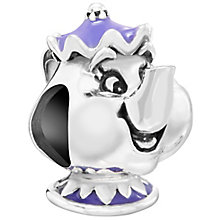 Chamilia Sterling Silver Disney Mrs Potts Bead - Product number 5853818