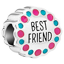 Chamilia Sterling Silver Best Friend Bead - Product number 5853877