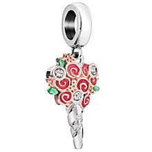 Chamilia Sterling Silver Bouquet Of Flowers Charm - Product number 5854113