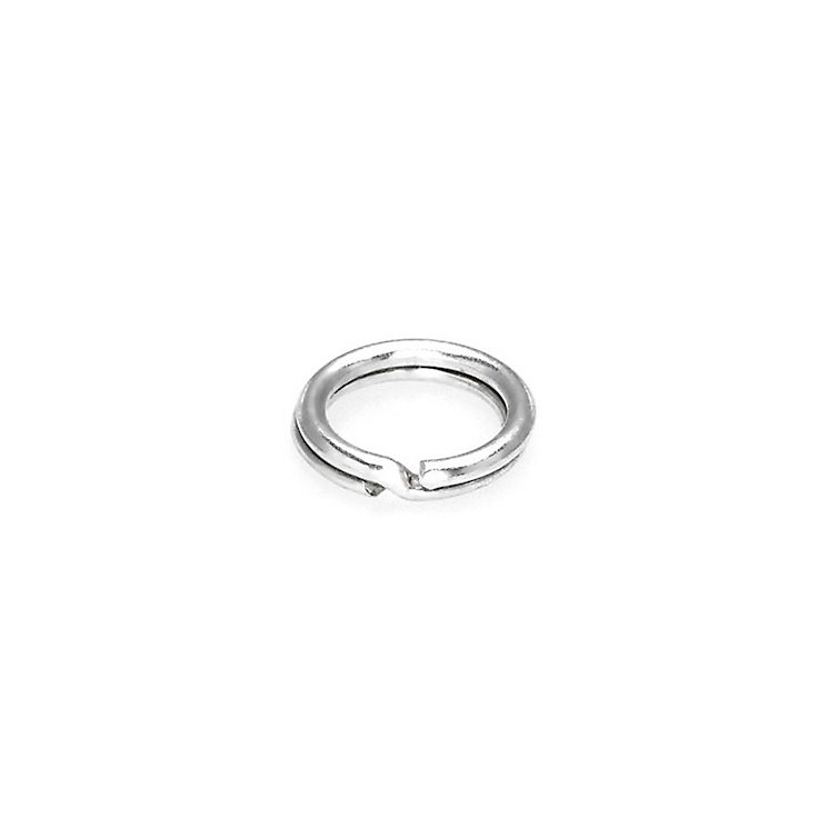 Links of London Sterling Silver Sweetie 7mm Split Ring - Product number 5866405