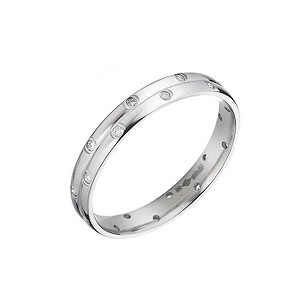 Platinum diamond wedding ring - Product number 5882672