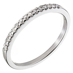 Platinum diamond wedding ring - Product number 5884268