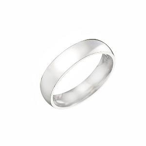 Palladium Super Heavy Weight Wedding 5mm Ring