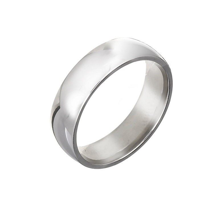 Palladium 950 Super Heavy Weight 6mm Wedding Ring - Product number 5901324