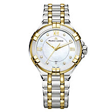 Maurice Lacroix Ladies' Two Colour Bracelet Watch - Product number 5925592