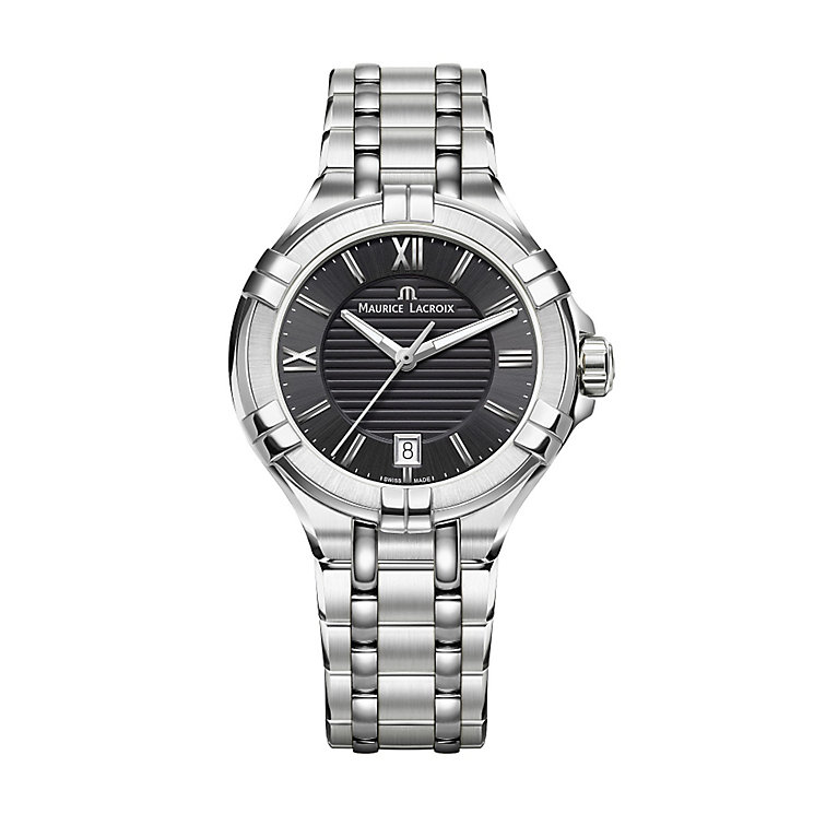 Maurice Lacriox Aikon Ladies' Stainless Steel Bracelet Watch - Product number 5925614